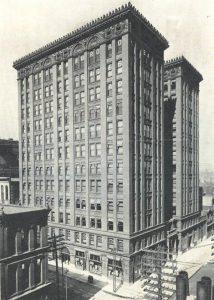 Lincoln Trust Building Circa 1900