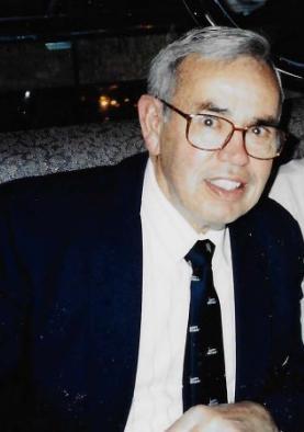 "Sidney K. ""Buz"" Holden, 1925-2019"